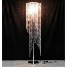 european luxury romantic crystal floor lamp creative bedroom living room lamp floorlamp intl