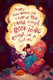 My Paisley World BookLover Quotes Illustrated By Simini Blocker Stunning Book Lover Quotes