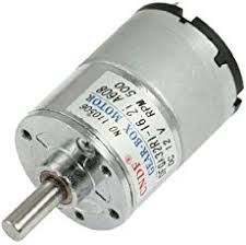 direct current d c motor field windings dc 12v 50ma 500rpm 0 3kg cm high torque permanent magnetic gear motor