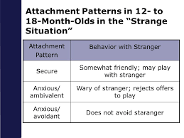 Attachment Patterns Magnificent Chapter 48 Experiencing Parenthood Roles And Relationships Of