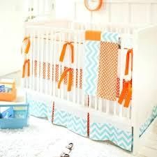 special orange chevron crib bedding a85449 blue chevron crib bedding pictures gallery 4 blue and orange realistic orange chevron crib bedding