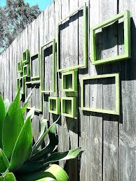 patio wall art outdoor awesome ideas decor tropical living room decorating