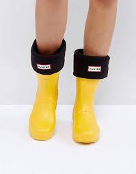 <b>Hunter</b> | Купить резиновые сапоги, сапоги и ботинки <b>Hunter</b>| ASOS