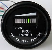 ProPower PRO12-48M 48 Volt Battery Indicator ... - Amazon.com