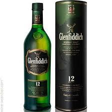 glenfiddich special reserve 12 year old single malt scotch whisky speyside scotland label