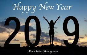 Happy New Year 2019 The 1 Resource For Horse Farms Stables And