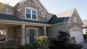 Garage Exterior Rock Vaneer Siding Stoneveneerhousechicago - Home exterior renovation