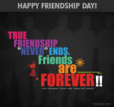 Happy Quotes About Friendship Inspiration 48 Happy Friendship Day Images With Quotes Messages In Hindi