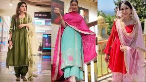 New Latest Punjabi Suit Design 2019 Different Punjabi Suit Designs Salwar Suit Designs 2019
