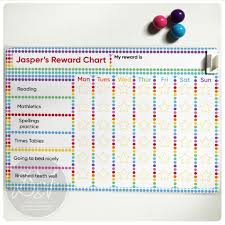Reward Chart For Kids A4 Reusable Magnetic Reward Chart For Kids Or Adults