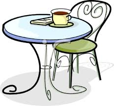 round table and chairs clipart. clipart info round table and chairs l