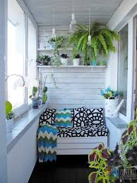 I wanted to inspire you to make these spaces more comfortable and enjoyable  during the whole year, so I rounded up 15 small enclosed balcony designs