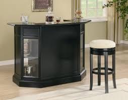 contemporary bar furniture. Image Of: Black Small Cabinet With Stool Contemporary Bar Furniture R