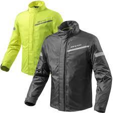 cyclone 2 h2o motorcycle rain jacket