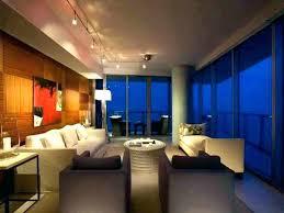 track lighting for living room. Modern Track Lighting Basement Canada . For Living Room I
