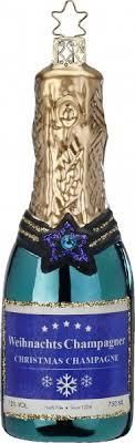 Christbaumschmuck Champagne Blaugrün 125cm