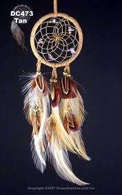Dream CatchersCom Extraordinary Natural Dream Catcher With Hackle And Pheasant Feathers