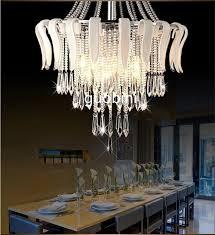 elegant chandelier lights led lighting design crystal flower modern luxury elegant crystal