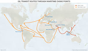Choke point european turkey asian turkey