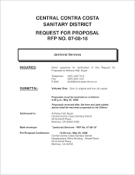 Rfp Template Word – Custosathletics.co