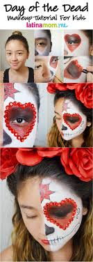 day of the dead face painting tutorial for kids enternment tips advice mom me