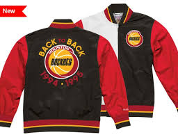 It's never too soon to stock up on cold weather gear. Authentic Nba Mitchell Ness Split Houston Rockets Champions Warm Up Jacket Ebay