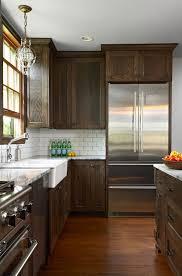 dark stained kitchen cabinets. Brilliant Kitchen Fiddlehead Design Group  Desire To Inspire Desiretoinspirenet Dark  Stained Cabinets Stain For Kitchen Cabinets E