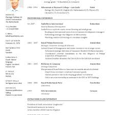 Resume Template Word Print One Page Resume Template Free Word Resume Template Word 98