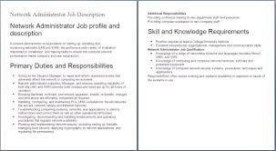 it job descriptions sample sample of it job descriptions sample it job descriptions