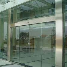 toughened glass door at best in india