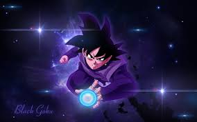 Black Goku wallpaper, Dragon Ball ...
