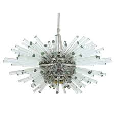 bakalowits miracle sputnik chandelier with crystal glass rods at intended for contemporary house crystal rod chandelier remodel