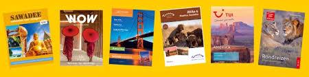 Reisbrochure Bestel De Gratis Reisgidsen Voor 2019 Reisbrochures 2019
