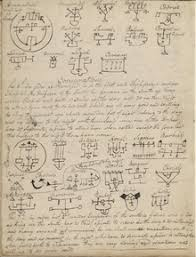 19th century book of incantations written by a welsh physician