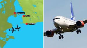 <b>SAS</b>-plan nära krocka med ryskt spaningsplan - Nyheter | SVT.se
