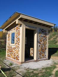 Potting Shed Designs captivating stack stone wall facade for small shed ideas with 6769 by xevi.us