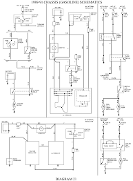 need a volt wiring schematic for a ford f chassis fixya 1989 91 chassis diesel schematics