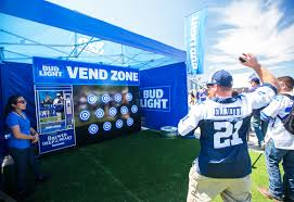 Bud Light Sports Sponsorships Bud Light Taps Into Texas Pride With Nfl Draft Activation