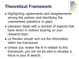 Lit Review Training Agenda Literature Review What And Why Ppt Video Online