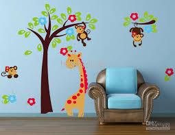 funlife wall sticker ebay kids room hottest giraffe animal nursery vinyl wall on vinyl wall art boy nursery with funlife wall sticker ebay kids room hottest giraffe amp animal