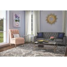 Purple Accent Chairs Living Room Quiana Tufted Accent Chair Reviews Joss Main