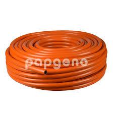 china standard 9x15mm orange pvc lpg