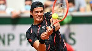Federico Coria bows to Ruud in the Bastad final