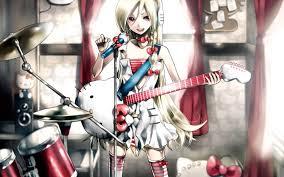 cute anime music wallpaper. Perfect Wallpaper Cute Anime Music Wallpaper To U