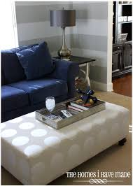 once the feet were twisted on our ottoman coffee table was complete