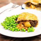 meat and potatoes pie
