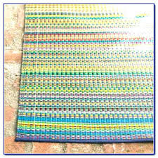 outdoor rug mat new recycled rugs plastic on