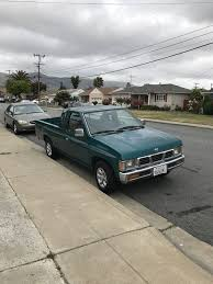 1996 Nissan pick up salvage (Cars & Trucks) in Fremont, CA
