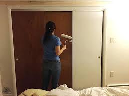 painted closet doors. Old Painted Doors Paint Closet On Brick Houses N