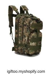 35L 3P <b>Outdoor</b> Backpack Oxford Military Army <b>Tactical</b> for Cycling ...